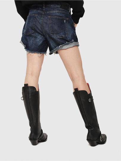 Diesel - DE-LOWY, Azul medio - Shorts - Image 2