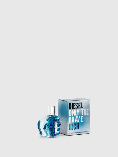 Diesel - ONLY THE BRAVE HIGH  50ML, Azul Claro - Only The Brave - Image 1