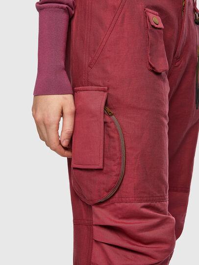 Diesel - P-GIULIA, Rosa - Pantalones - Image 4