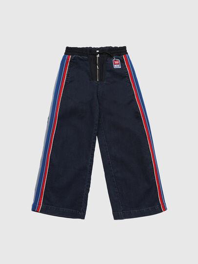 Diesel - PDERIN JOGGJEANS, Azul Oscuro - Pantalones - Image 1