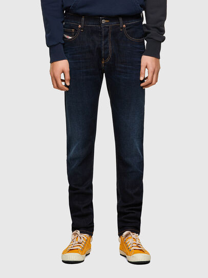 Diesel - D-Luster 009ZS, Azul Oscuro - Vaqueros - Image 1