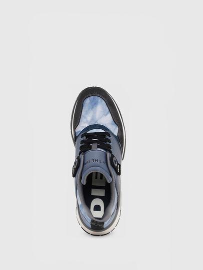 Diesel - S-BRENTHA LC, Azul - Sneakers - Image 4