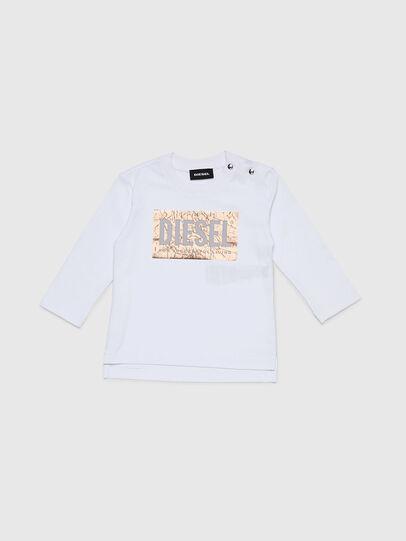 Diesel - TIRRIB, Blanco - Camisetas y Tops - Image 1