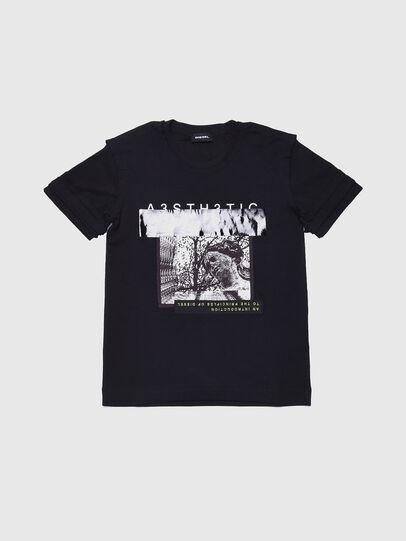 Diesel - TSILYWB, Negro - Camisetas y Tops - Image 1