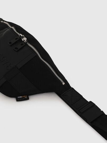 Diesel - FELTRE, Negro - Bolsas con cinturón - Image 5