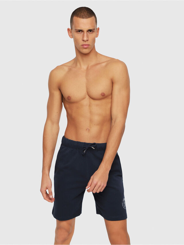 Diesel - UMLB-PAN, Azul Marino - Pantalones - Image 1