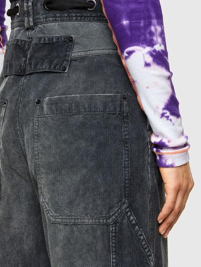 Diesel - P-KIRITE, Negro - Pantalones - Image 3