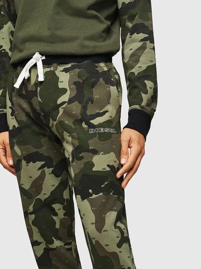 Diesel - UMLB-PETER, Verde Camuflaje - Pantalones - Image 3