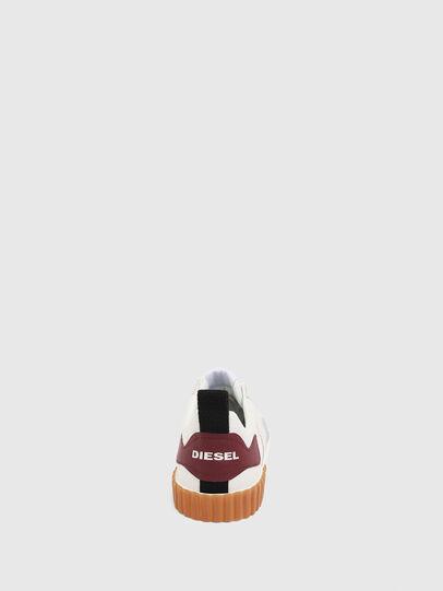 Diesel - S-BULLY LC, Blanco/Rojo - Sneakers - Image 7