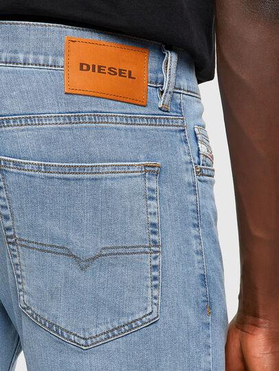 Diesel - D-Luster 009NX, Azul Claro - Vaqueros - Image 3
