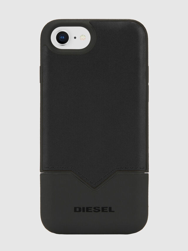 Diesel - CREDIT CARD IPHONE 8/7/6S/6 CASE, Negro - Fundas - Image 5
