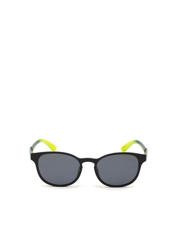 DL0328, Negro/Amarillo - Gafas de sol