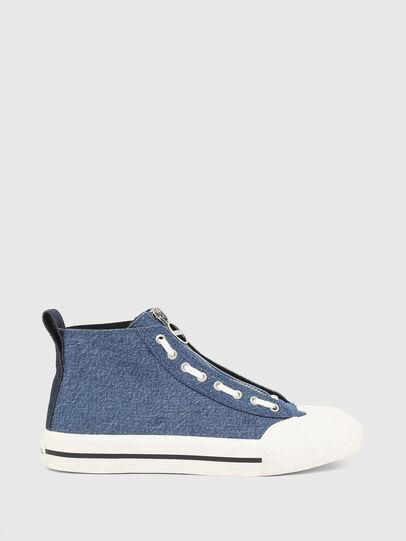 Diesel - S-ASTICO MZIP W, Azul - Sneakers - Image 1