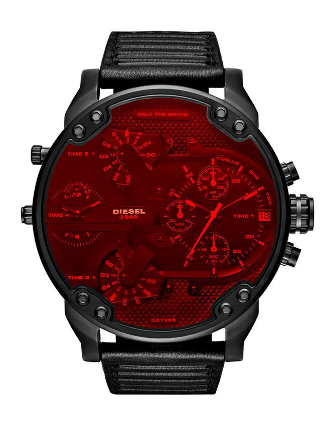 Diesel - DZ7402, Negro - Relojes - Image 1