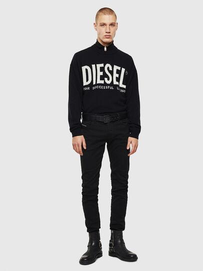 Diesel - Sleenker 069EI, Negro/Gris oscuro - Vaqueros - Image 5