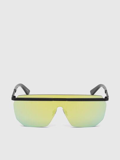 Diesel - DL0259, Verde - Gafas de sol - Image 1
