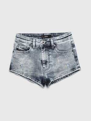 PGINGHER, Azul Claro - Shorts