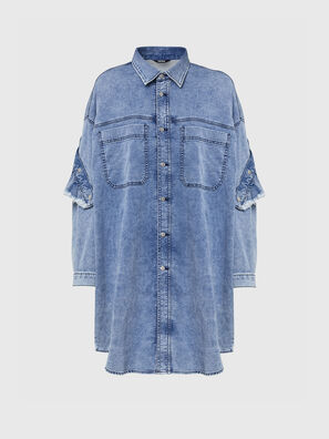 D-BABOL JOGGJEANS, Blue Jeans - Vestidos
