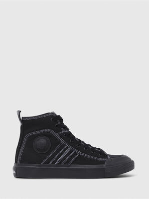 S-ASTICO MID LACE W, Negro - Sneakers