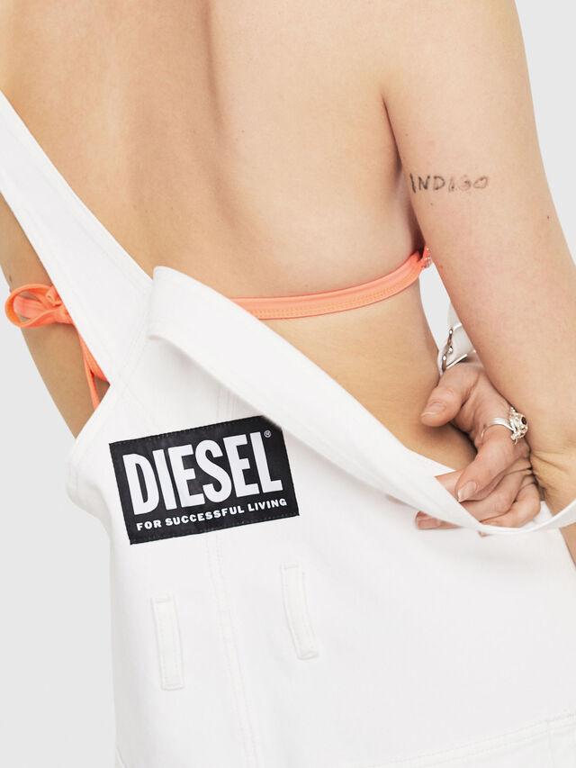 Diesel - DE-MURY, Blanco - Monos - Image 3