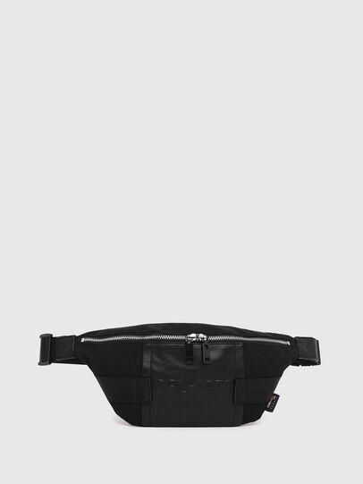 Diesel - FELTRE, Negro - Bolsas con cinturón - Image 1