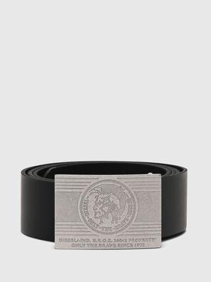 B-STRA, Negro - Cinturones