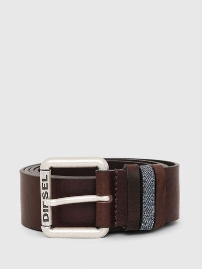 Diesel - B-DENOOP, Marrón - Cinturones - Image 1