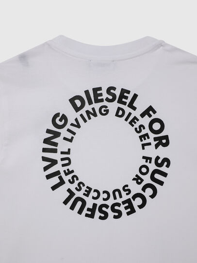 Diesel - TDIEGOSX46, Blanco - Camisetas y Tops - Image 4