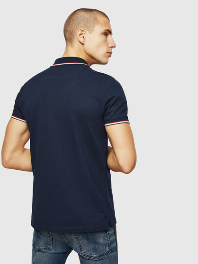 Diesel - T-RANDY-NEW, Azul Oscuro - Polos - Image 2
