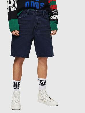 D-WILLOH, Azul Marino - Shorts