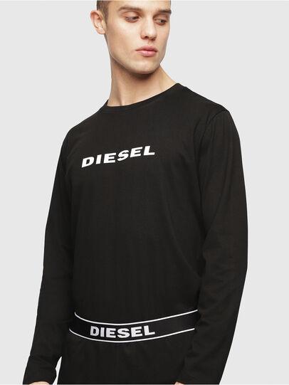 Diesel - UMSET-JUSTIN-JULIO, Negro - Pijamas - Image 3