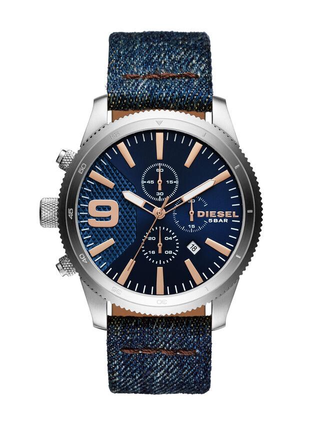 Diesel - DZ4450, Blue Jeans - Relojes - Image 1