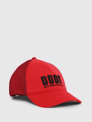 C-DDDR, Rojo Fuego - Gorras