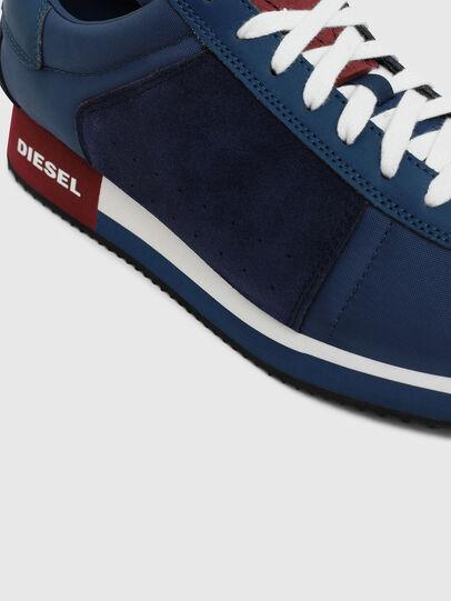 Diesel - S-PYAVE LC, Azul - Sneakers - Image 4