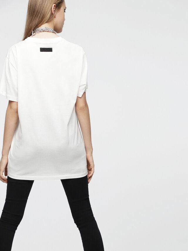 Diesel - T-DARIA-C, Blanco - Camisetas - Image 2