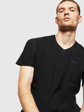 T-RANIS, Negro - Camisetas
