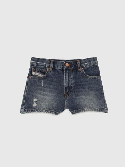 Diesel - PBOYSHORT, Azul Oscuro - Shorts - Image 1