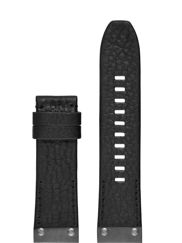 Diesel - DZT0006, Negro - Smartwatches - Image 1