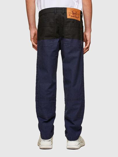 Diesel - D-Azerr JoggJeans® 0DDAY, Azul Oscuro - Vaqueros - Image 2