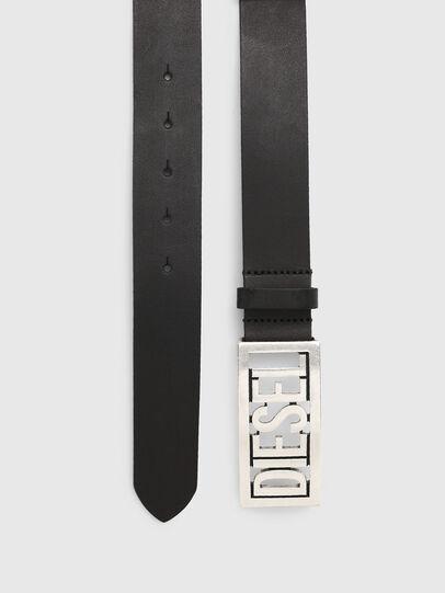 Diesel - B-OGO, Negro - Cinturones - Image 3