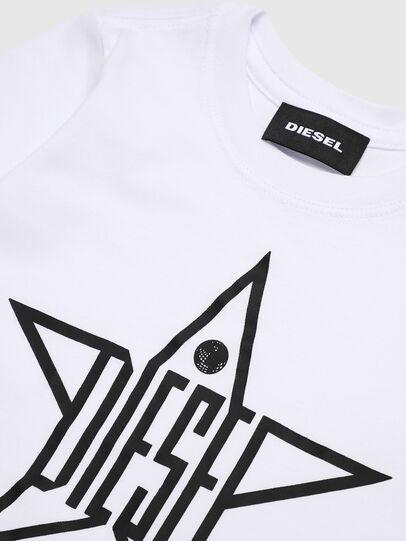 Diesel - TDIEGOYHB-ML, Blanco - Camisetas y Tops - Image 3