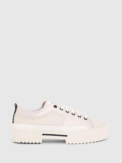 Diesel - S-MERLEY LOW, Blanco Brillante - Sneakers - Image 1