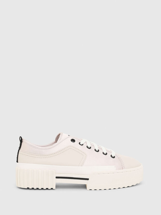 S-MERLEY LOW, Blanco Brillante - Sneakers