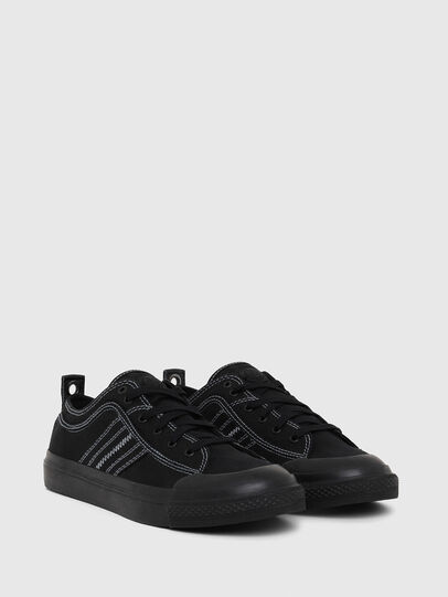 Diesel - S-ASTICO LOW LACE, Negro - Sneakers - Image 2