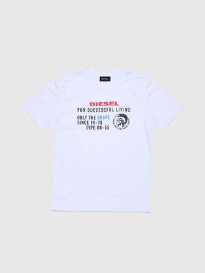 TDIEGOXBJ, Blanco - Camisetas y Tops