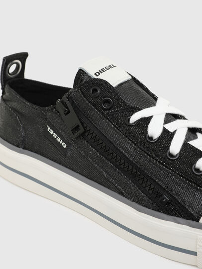 Diesel - S-ASTICO LOW ZIP W, Negro - Sneakers - Image 4