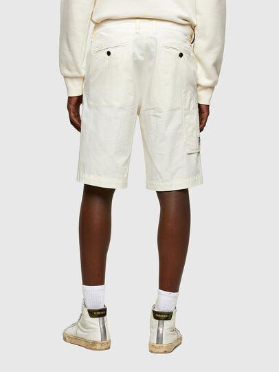Diesel - P-HATY, Blanco - Shorts - Image 2