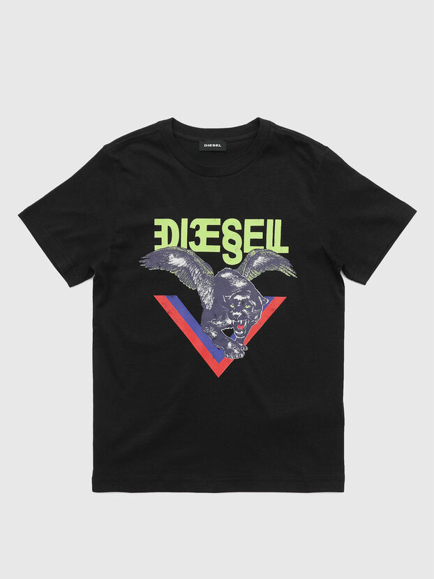 TDIEGOA4, Negro - Camisetas y Tops
