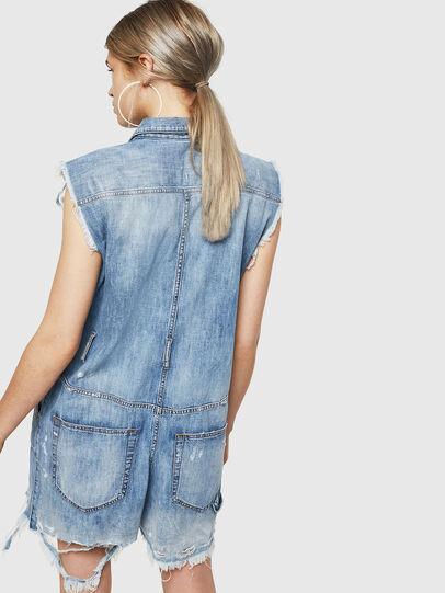 Diesel - DE-BETTE, Blue Jeans - Monos - Image 2