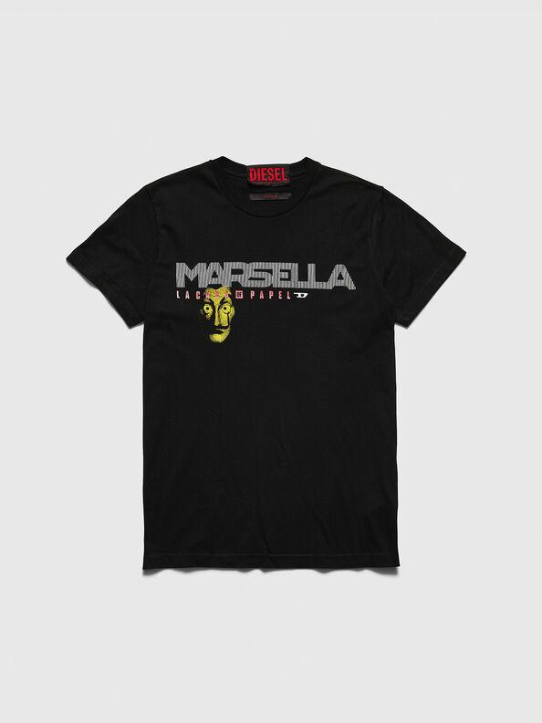 LCP-T-DIEGO-MARSELLA,  - Camisetas